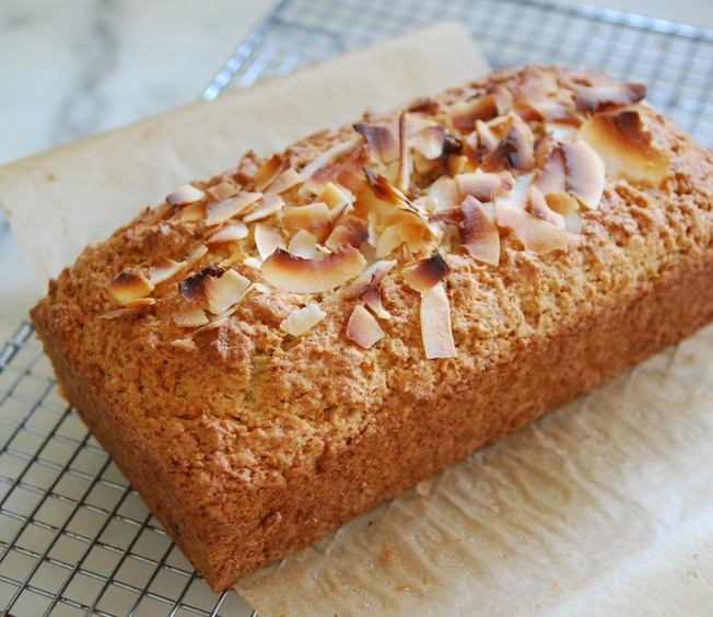 bread coconut pineapple bread beer bread with a touch of refreshing ...