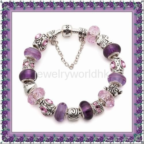 found pandora bracelet