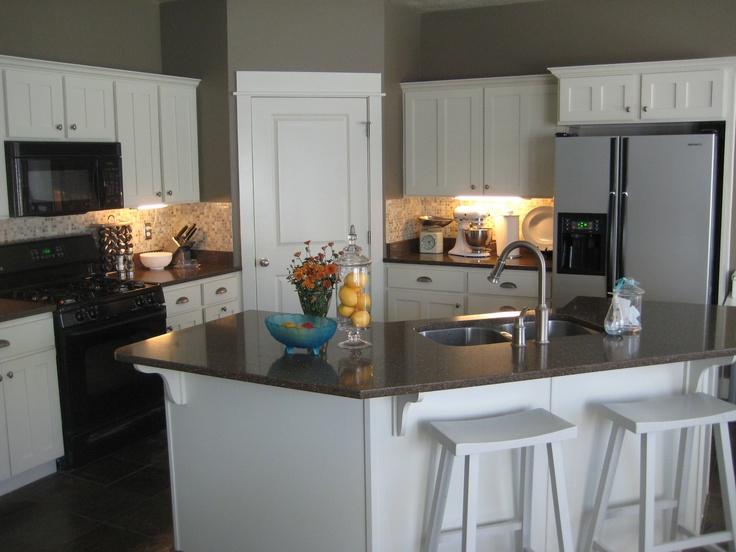 gray white and black kitchen kitchen