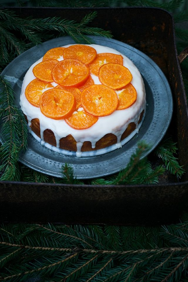 Clementine Cake | FOOD STYLING | Pinterest