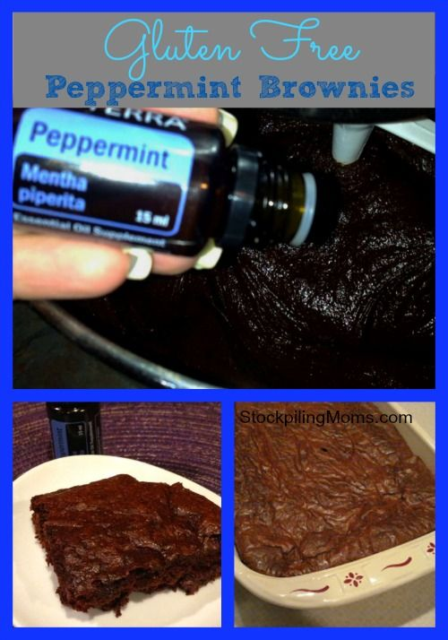 Peppermint Patty Brownies (Gluten Free) Recipes — Dishmaps