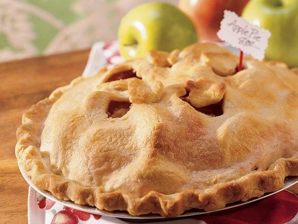 Scrumptious Apple Pie | Recipe