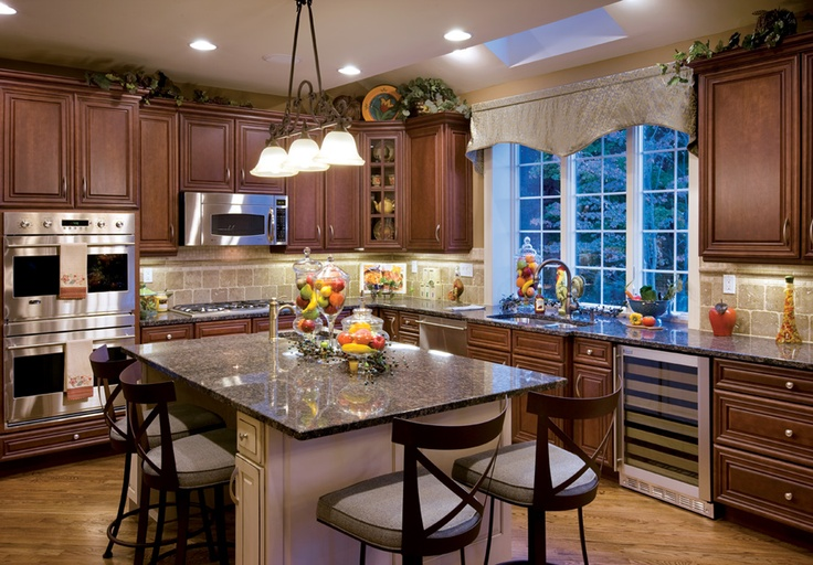 Toll brothers model homes kitchens bing images for Model home kitchens