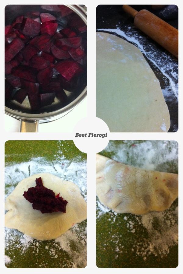 Beet Perogi Recipe | recipes, food and more.. | Pinterest