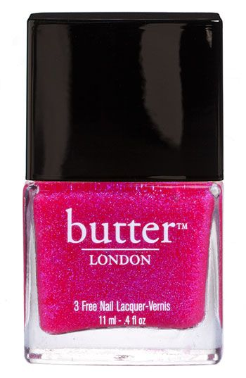butter london nail polish in disco biscuit