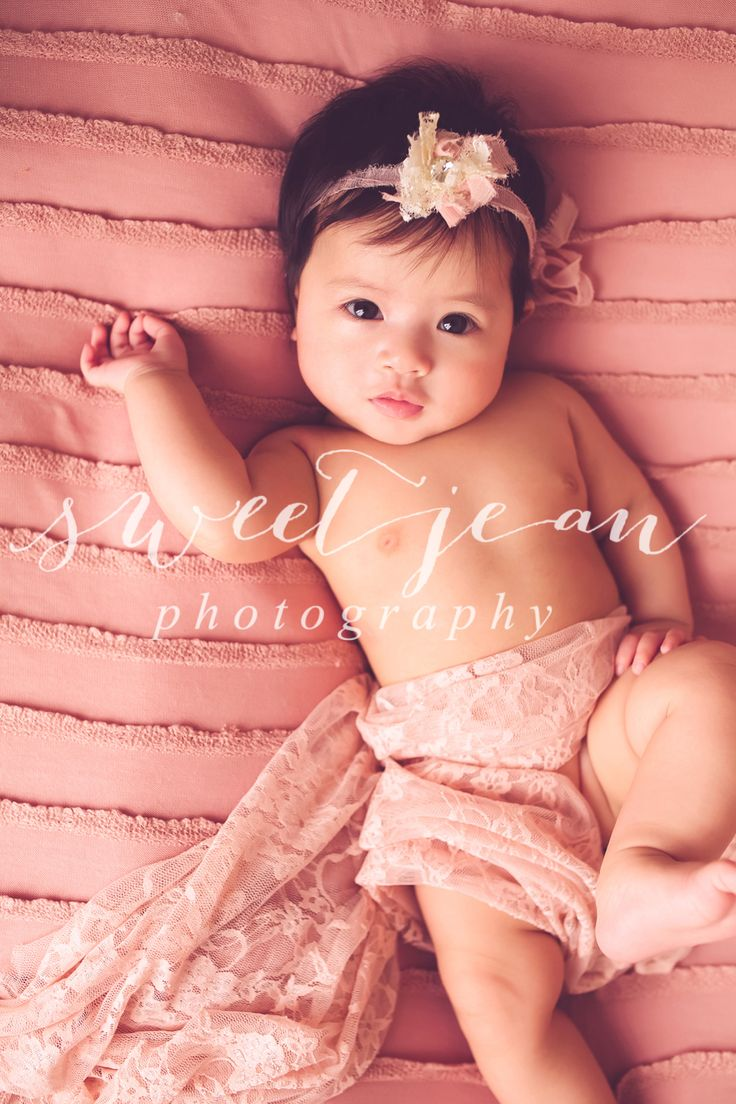10 6 months old baby photo ideas