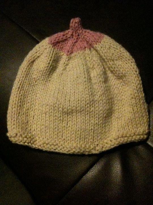 Knitted Boob Pattern : Pin by Tamara Park on Boob hats Pinterest