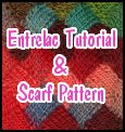 KnittyOtter: Entrelac Scarf Tutorial