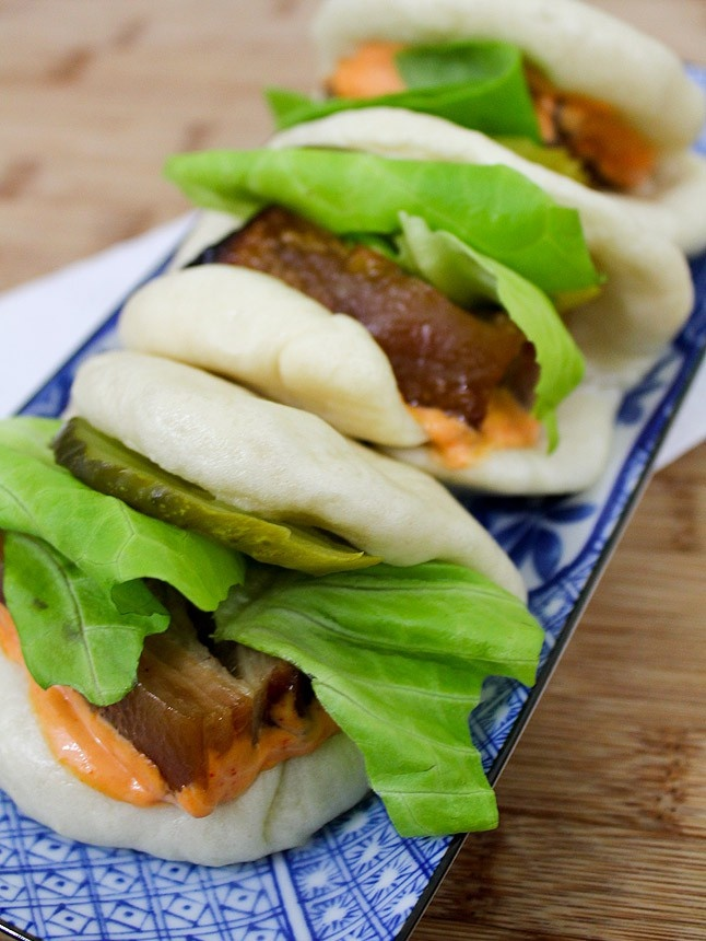 Is it possible to recreate the steamed pork belly buns from Pai Men ...