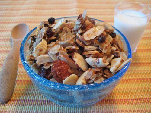 Wee Granola | Recipe