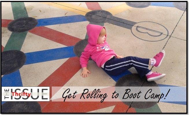 Boot Camp for Kids | Kids' Activities