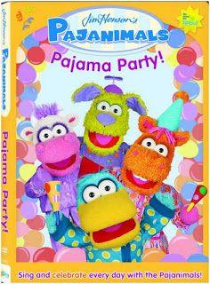 Win pajanimals pajama party dvd 7 26 chance amtrak tickets flip