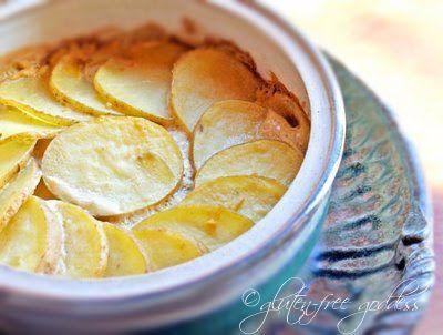 Gluten-Free Goddess Recipes: Scalloped Potatoes - Vegan + Dairy-Free ...
