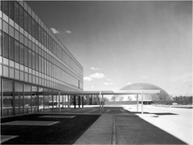 General Motors Technical Center Architecture To Go See