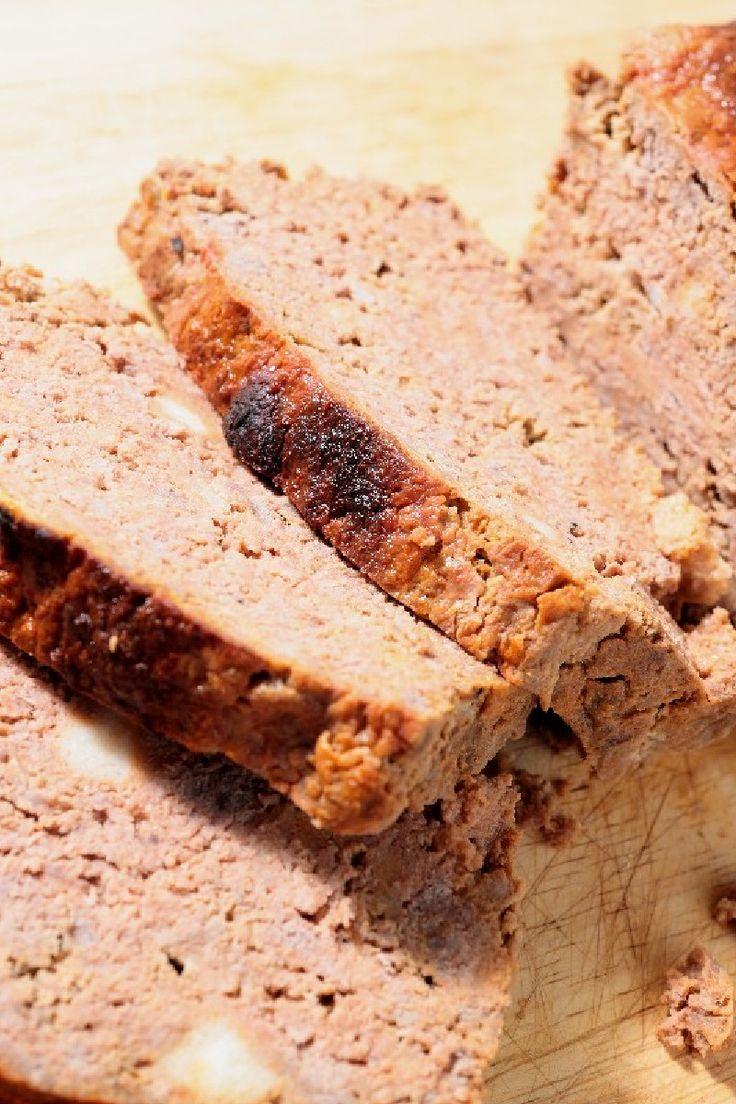 Ann's Sister's Meatloaf Recipe | Food | Pinterest