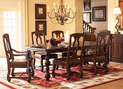 king arthur dining room collection by haverty 39 s i wish they had a