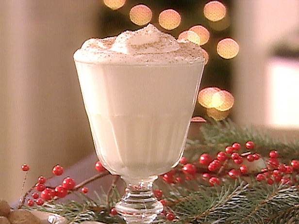 Egg Nog . . . it tastes like Christmas. :)