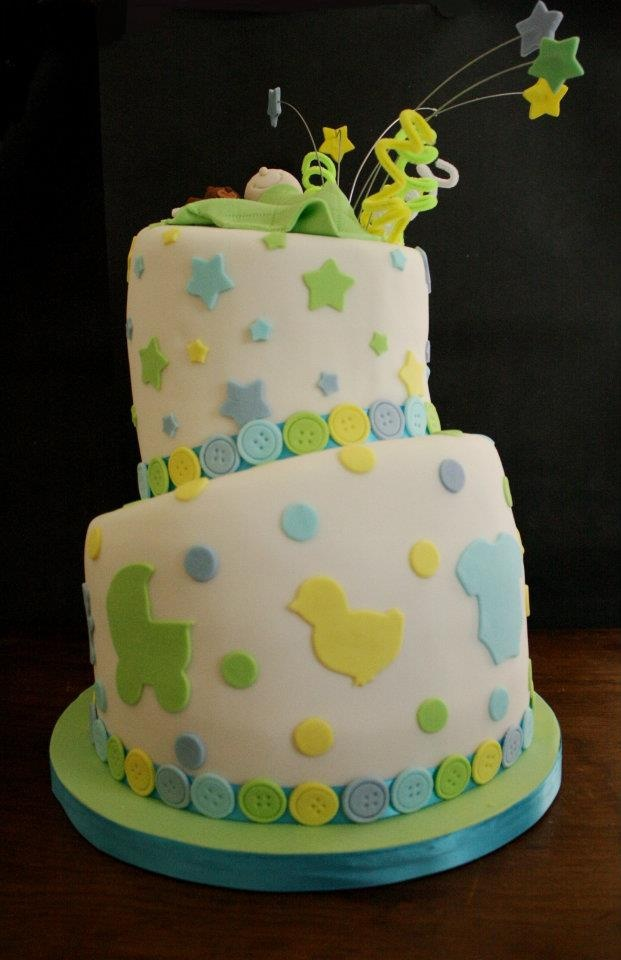 pastel para baby shower blue green yellow pinterest