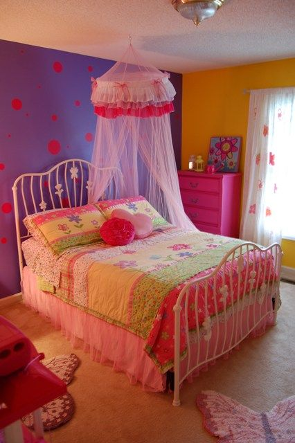 Randomness a dream come true for 5 year girl bedroom ideas