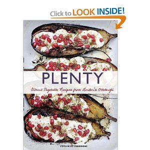We're all pretty obsessed with this vegetarian cookbook from Yotam Ottolenghi.