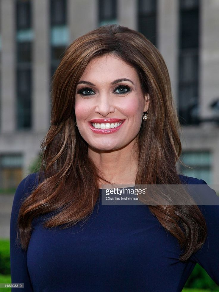 Kimberly guilfoyle without makeup