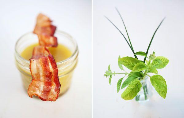 Bacon vinaigrette from www.thekitchn.com