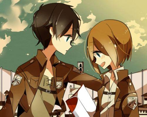 Armin And Eren Tumblr