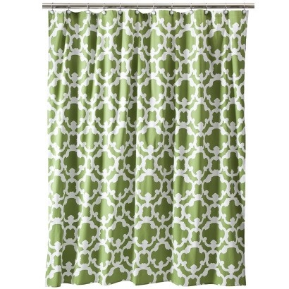 Target shower curtain what s currently in hall bath looks good