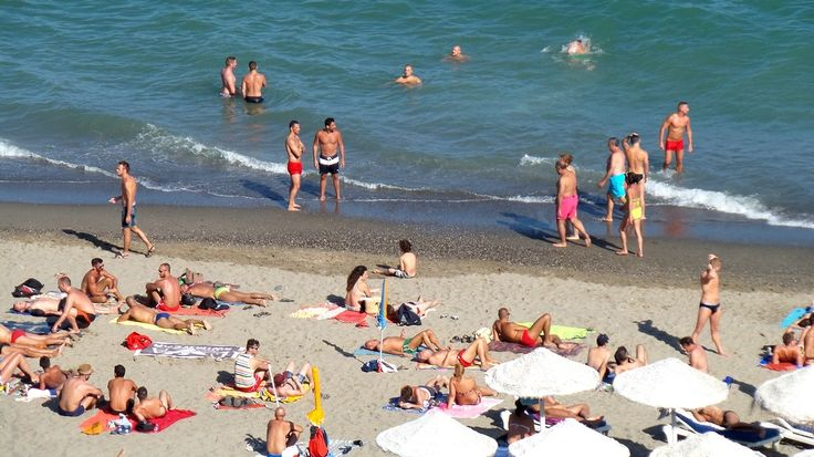 nudist beaches torremolinos
