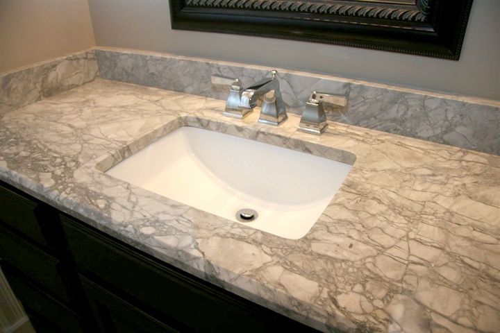 Honed Granite Countertops : Found on granitegurus.com
