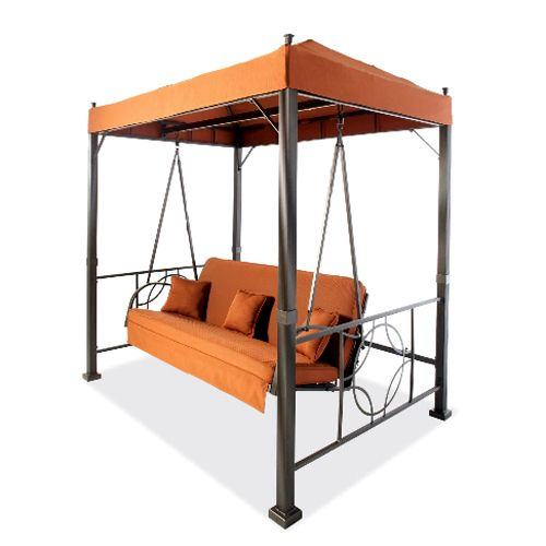 Replacement Canopy For Backyard Swing :  Patio Swing With Canopy on patio swing canopy replacement parts