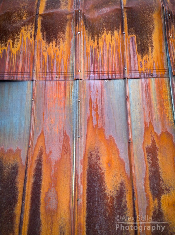 Rusted Metal Siding In Rochester My Dream Home Pinterest