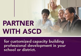 Capacity Building Professional Development from ASCD