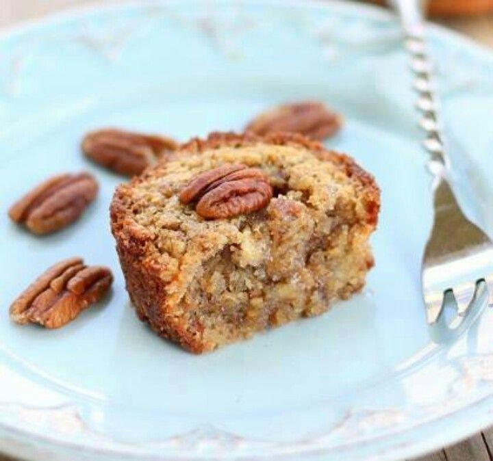 Pecan Pie Muffins | Brownies& Cupcakes | Pinterest