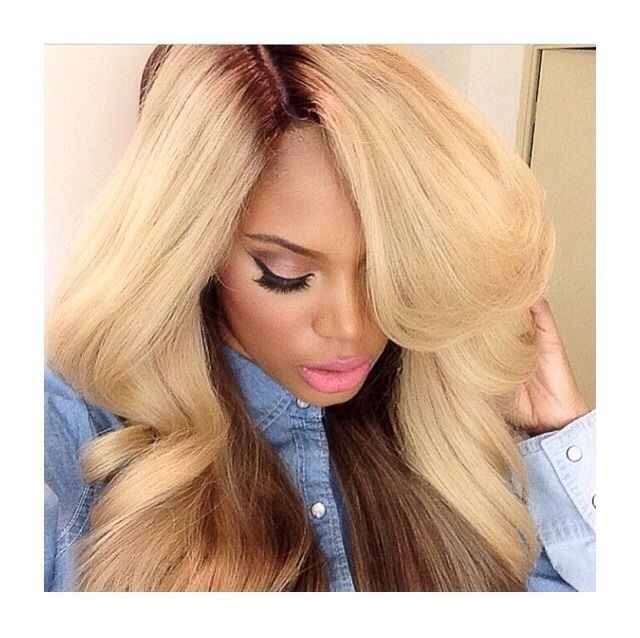 sew in styles blonde brown 337 best images about black