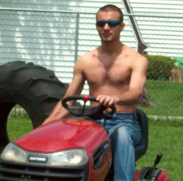shirtless guys mowing lawns sex porn images