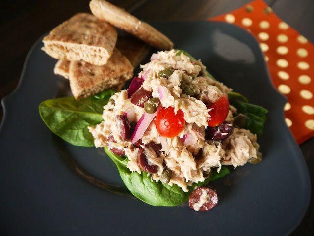 ... 80--- Greek Tuna Salad...this is the best tuna salad i have ever had