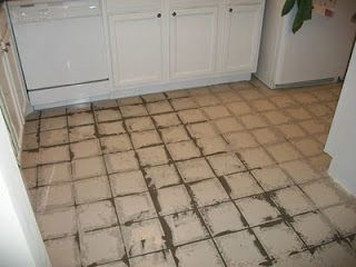 Vinyl flooring over tile kitchen inspiration pinterest for Vinyl flooring over vinyl flooring