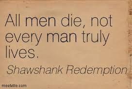 Shawshank redemption analysis essay