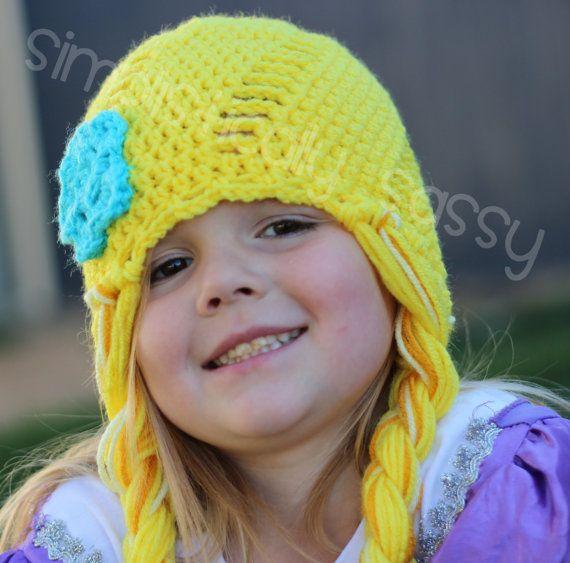 Crochet Hair Hat : Hat Crochet