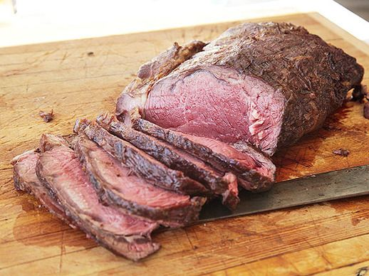 Grill-Roasted Whole Bison Boneless Rib Roast by Serious Eats