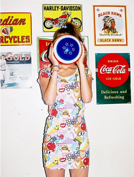 Stickers Dress
