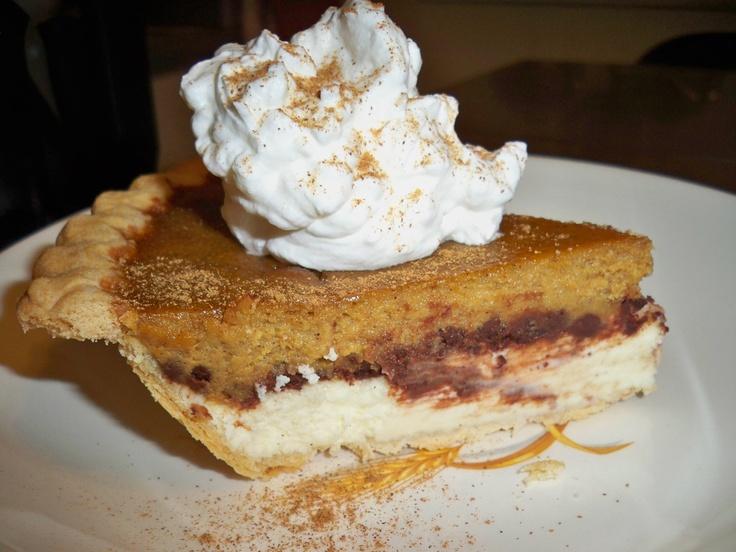 Pumpkin Pie Cheesecake! | Good Enough to Eat | Pinterest