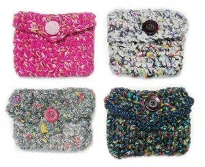 Knitting Pattern Central Bags : FREE KNITTING PATTERNS FOR CLUTCH PURSES   KNITTING PATTERN