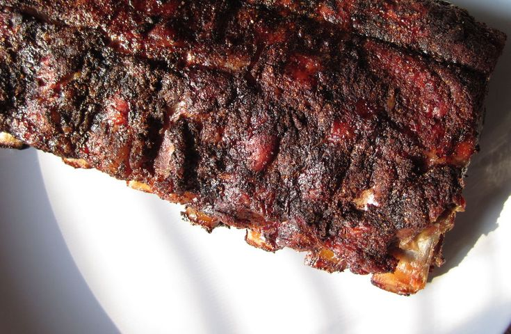 Oven Cooked Ribs with Dry Rub -There are lots of comments and ...