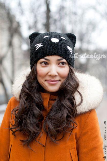 Вязанные шапки женские схемами связать самой спицами