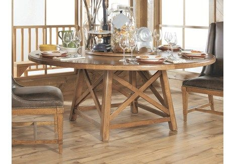 perfect 72 round table dining room pinterest
