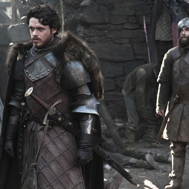 Robb Stark in armor. Game of Thrones. | Armor costume ...