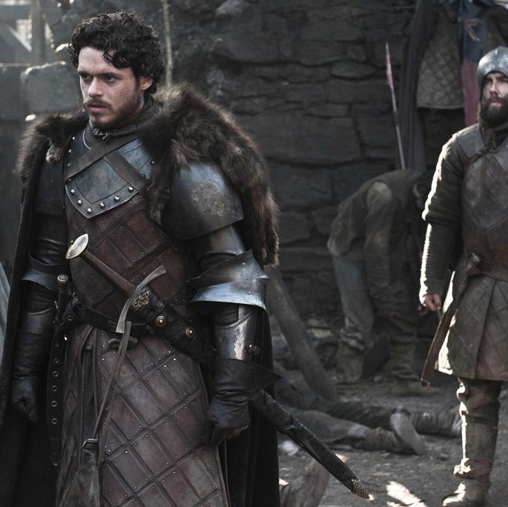 Robb Stark in armor. Game of Thrones. | Armor costume ...