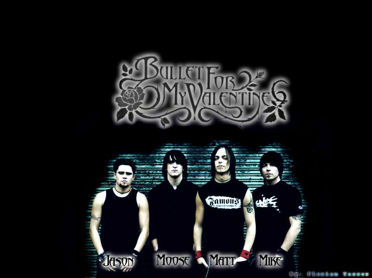 bullet for my valentine com